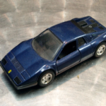1973 Ferrari 365 GT4 BB  1:36 scale blue LOOSE DIECAST MODEL CAR @sold@